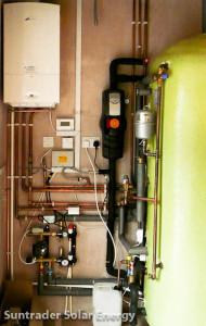 Suntrader Solar Thermal Installation Process