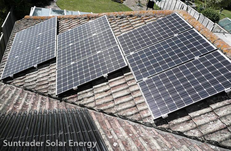 Suntrader pv installation solar photovoltaic